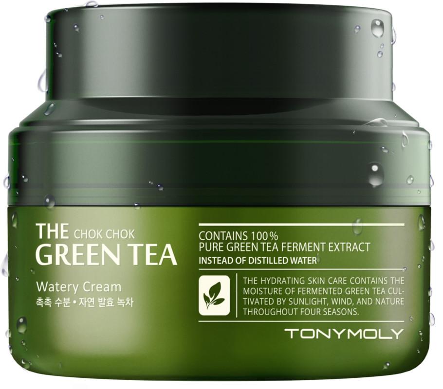 The Chok Chok Green Tea Watery Cream