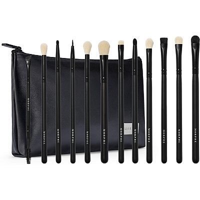 Eye Obsessed Brush Collection + Bag