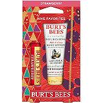 Burt's Bees Strawberry Hive Favorites Set