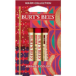 Burt's Bees Kissable Color Warm Collection