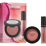 bareMinerals Online Only Rosy Days Lip & Cheek Duo