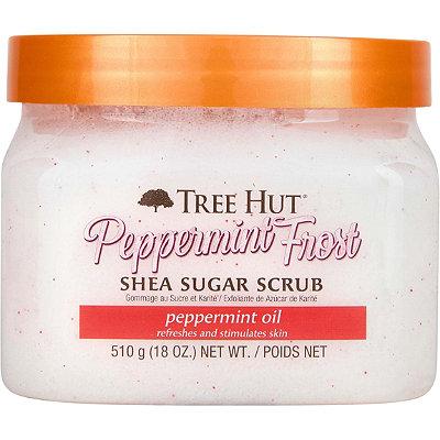 Peppermint Frost Shea Sugar Scrub