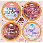 Tree Hut Holiday Shea Sugar Scrub 4 Piece Gift Set