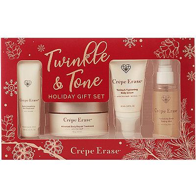 Twinkle & Tone Holiday 4 Piece Kit