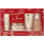 Crepe Erase Twinkle & Tone Holiday 4 Piece Kit