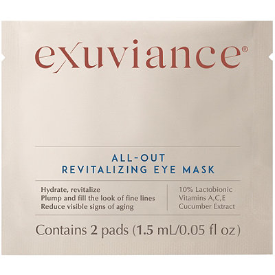 All-out Revitalizing Eye Mask