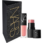 NARS Orgasm Euphoria Mini Multiple and Lip Gloss Set