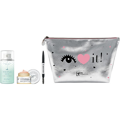 FREE 4 Piece Gift with any 45 IT Cosmetics purchase