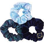 Scünci Disney Frozen II Blue Metallic Scrunchies