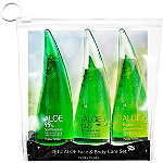 Holika Holika Online Only Aloe Face and Body Care Set
