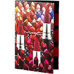 MAC Free Lipstick Sampler with any $40 MAC purchase