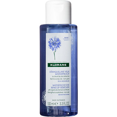 Online Only Waterproof Eye Make-Up Remover With Soothing Cornflower