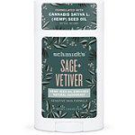 Schmidts Sage + Vetiver Sensitive Skin Natural Deodorant