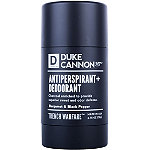 Duke Cannon Supply Co Bergamot & Black Pepper Trench Warfare Antiperspirant + Deodorant