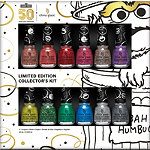 China Glaze Sesame Street 50th Anniversary Holiday Collection 12 Piece
