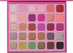Paletas Sombras Coloridas