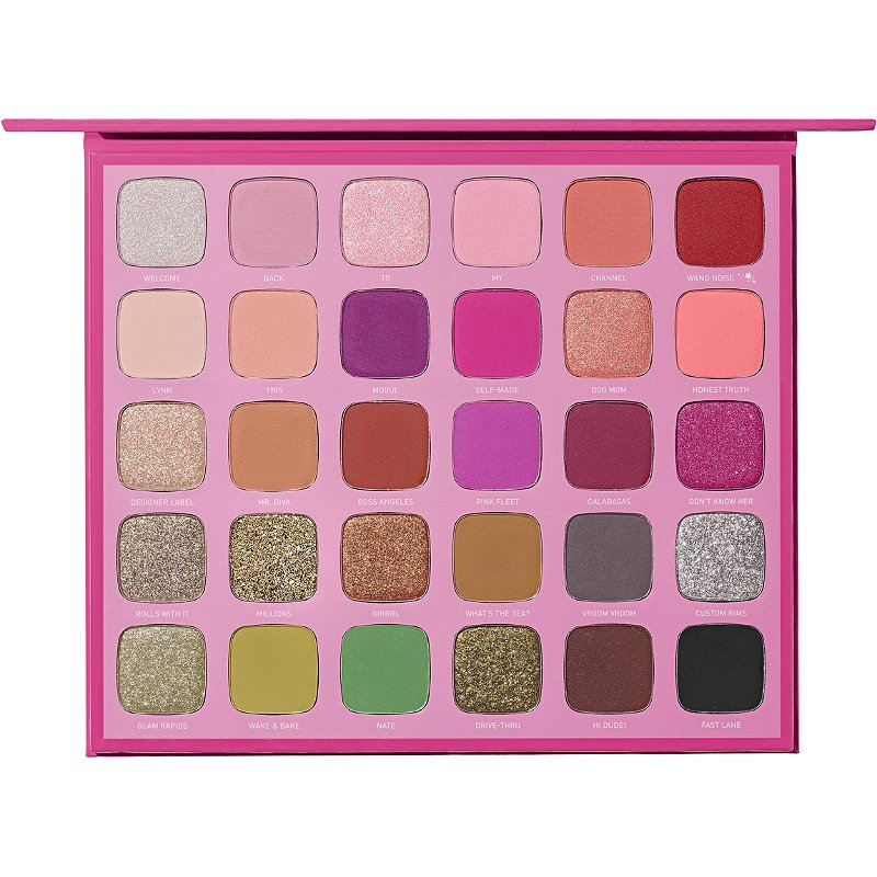 Image result for jeffree star artistry palette