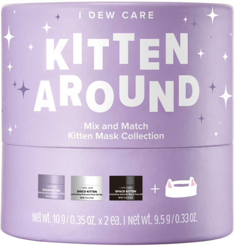 Kitten Around Mix And Match Kitten Mask Collection by I Dew Care