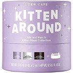 I Dew Care Kitten Around Mix and Match Kitten Mask Collection