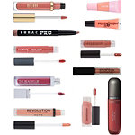 Online Only FREE 11 Piece Pretty In Pink Lip Sampler with any $75 online purchase