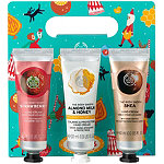 The Body Shop Hand Cream Essentials Trio Set