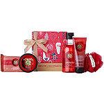 The Body Shop Irresistibly Juicy Strawberry Festive Picks