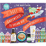The Body Shop Feel Empowered To Dream Big Head To Toe Gift Set