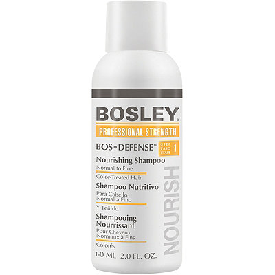 Online Only BosDefense Shampoo For Color-Treated Hair