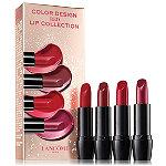 Lancôme Color Design Red Lip Collection