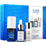 SUNDAY RILEY Online Only Retinol + Repeat Kit Vol. 1