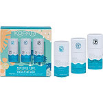 Kopari Beauty Mini Deoderant Trio