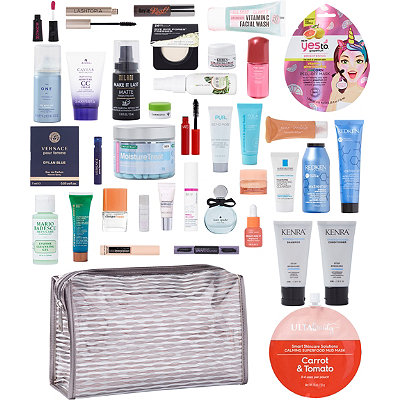 Diamond & Platinum Exclusive FREE 36 Piece Beauty Bag with any 150 online purchase