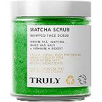 Truly Matcha Face Scrub