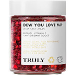 Truly Dew You Love Me? Jelly Face Mask