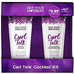 Not Your Mother's Curl Talk Cocktail Kit