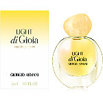 Giorgio Armani Online Only FREE Mini Light di Gioia with any large spray purchase from the Giorgio Armani fragrance collection