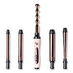 L'ange Le Cinq Curling Wand Set In Blush