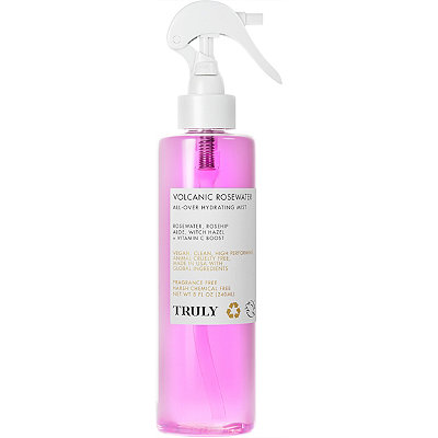 Volcanic Rosewater All-Over Hydrating Mist