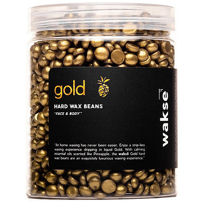 Online Only Mini Gold Hard Wax Beans