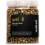Wakse Online Only Mini Gold Hard Wax Beans