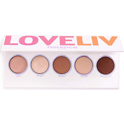 Online Only Love Liv Eyeshadow Palette
