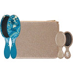 Wet Brush Gold Glitter and Go Detangling Set