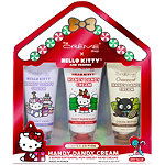 The Crème Shop Limited Edition Hello Kitty & Friends 3 Piece Handy Dandy Hand Cream Set