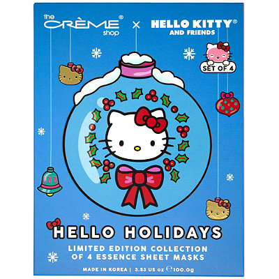 Hello Kitty Essence Sheet Mask Collection