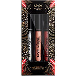 NYX Professional Makeup Love Lust Disco Lip Lingerie Gloss Trio