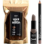 NYX Professional Makeup Love Lust Disco Suede Matte Lip Kit