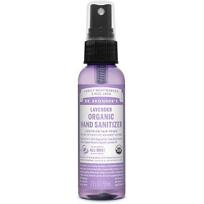 Online Only Lavender Organic Hand Sanitizer