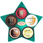 The Body Shop Online Only Body Butter Festive Star