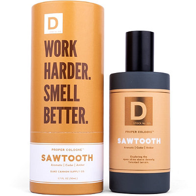 Online Only Sawtooth Proper Cologne