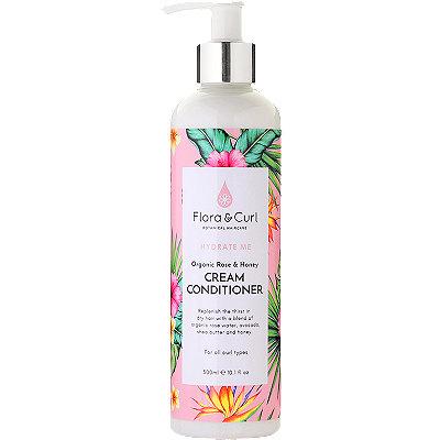 Organic Rose & Honey Cream Conditioner